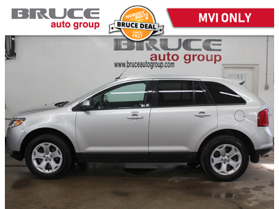 2014 Ford Edge SEL 3.5L 6 CYL AUTOMATIC AWD | Bruce Ford