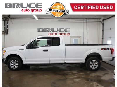 2016 Ford F-150 FX4 XLT - OFF ROAD PACKAGE / BACK-UP CAMERA | Bruce Chevrolet Buick GMC Middleton
