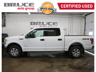 2017 Ford F-150 XLT - BEST PRICE & VALUE IN CANADA | Bruce Leasing