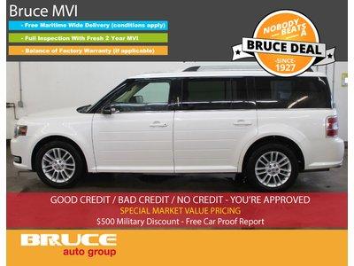 2013 Ford Flex SEL 3.5L 6 CYL AUTOMATIC AWD | Bruce Hyundai