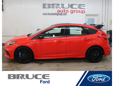 2018 Ford Focus RS RS - AWESOME DEAL!! SAVINGS OF $10,000!! | Bruce Leasing