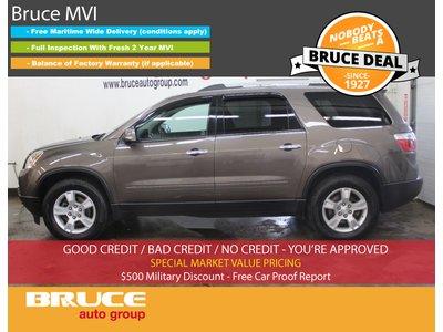 2010 GMC Acadia SLE 3.6L 6 CYL AUTOMATIC FWD | Bruce Hyundai