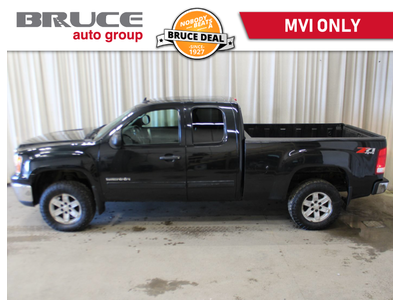 2010 GMC Sierra 1500 Z71 SLE 5.3L 8 CYL AUTOMATIC 4X4 EXTENDED CAB | Bruce Chevrolet Buick GMC Middleton