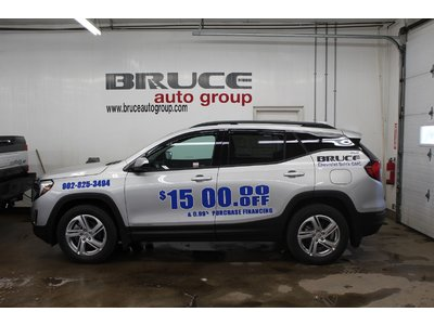 2018 GMC Terrain SLE | Bruce Chevrolet Buick GMC Middleton