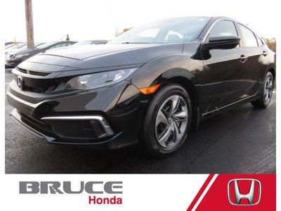 2019 Honda Civic LX | Bruce Leasing