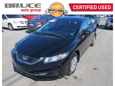 2015 Honda Civic LX - HEATED SEATS / BACK-UP CAMERA   Bruce Ford