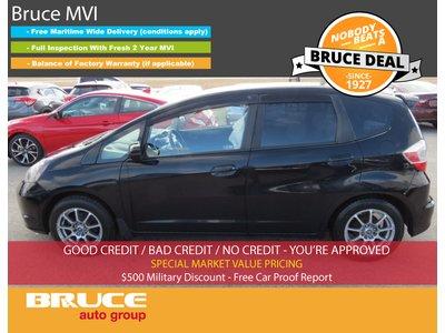 2012 Honda Fit LX 1.5L 4 CYL I-VTEC AUTOMATIC FWD 5D HATCHBACK | Bruce Chevrolet Buick GMC Middleton