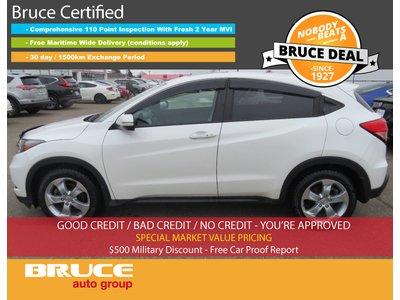 2016 Honda HR-V EX - SUN ROOF / HEATED SEATS / BACK-UP CAMERA | Bruce Hyundai