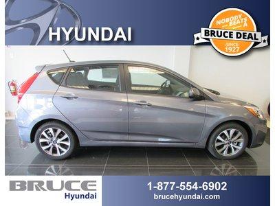 2017 Hyundai Accent SE 1.6L 4 CYL AUTOMATIC FWD 5D HATCHBACK   Bruce Hyundai