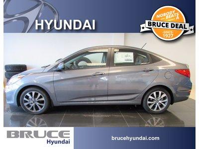 2017 Hyundai Accent SE 1.6L 4 CYL AUTOMATIC FWD 4D SEDAN | Bruce Hyundai