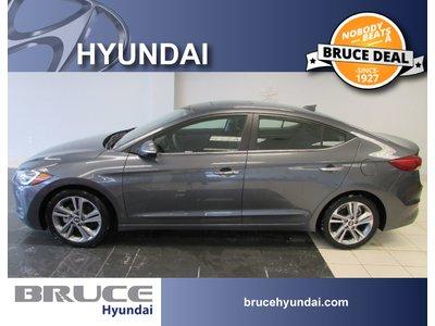2017 Hyundai Elantra LIMITED | Bruce Hyundai