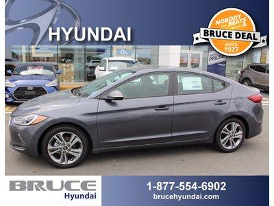 2017 Hyundai Elantra GLS 2.0L 4 CYL AUTOMATIC FWD 4D SEDAN   Bruce Hyundai