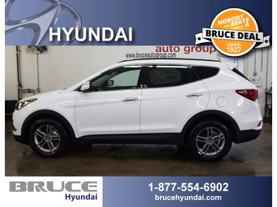 2017 Hyundai Santa Fe SPORT 2.4L 4 CYL AUTOMATIC FWD   Bruce Hyundai