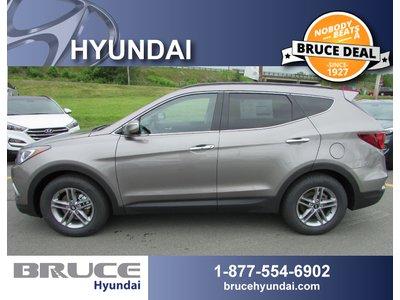 2017 Hyundai Santa Fe SPORT SE 2.4L 4 CYL AUTOMATIC AWD | Bruce Hyundai