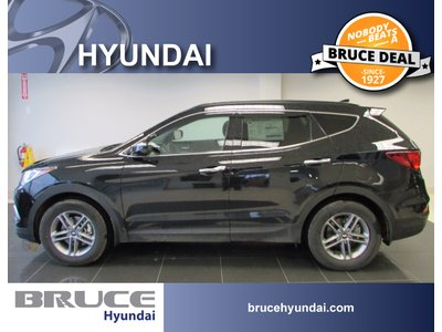 2017 Hyundai Santa Fe SPORT PREMIUM 2.4L 4 CYL AUTOMATIC AWD   Bruce Hyundai