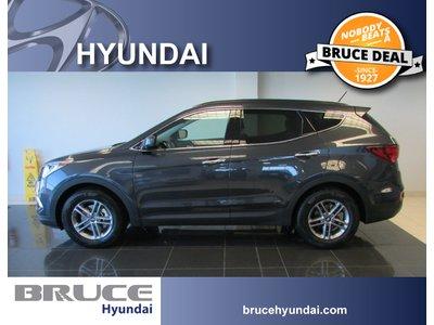 2018 Hyundai Santa Fe SPORT 2.4L 4 CYL AUTOMATIC FWD | Bruce Hyundai