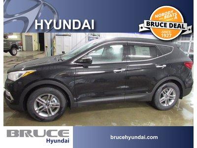 2018 Hyundai Santa Fe Sport LUXURY | Bruce Hyundai