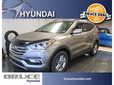 2018 Hyundai Santa Fe SPORT PREMIUM 2.4L 4 CYL AUTOMATIC AWD | Bruce Hyundai