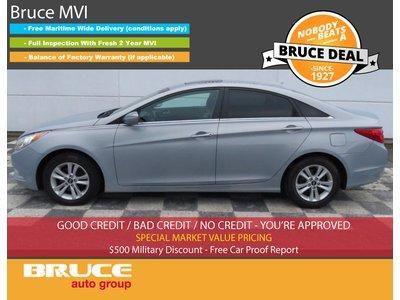 2011 Hyundai Sonata GL 2.4L 4 CYL AUTOMATIC FWD 4D SEDAN | Bruce Hyundai