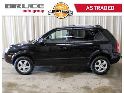2008 Hyundai Tucson GL 2.0L 4 CYL AUTOMATIC FWD | Bruce Hyundai