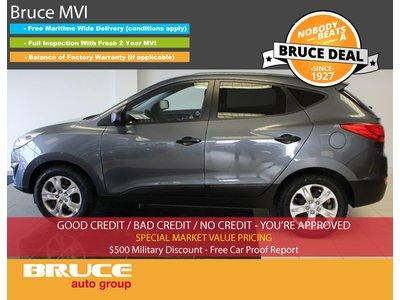 2015 Hyundai Tucson GL 2.0L 4 CYL AUTOMATIC FWD   Bruce Ford