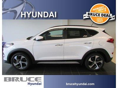 2017 Hyundai Tucson SE 1.6L 4 CYL AUTOMATIC AWD | Bruce Hyundai