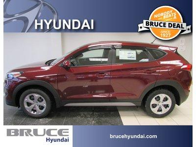 2018 Hyundai Tucson SE 2.0L 4 CYL AUTOMATIC AWD | Bruce Hyundai