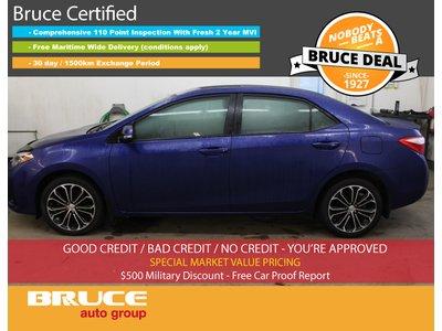 2014 Toyota Corolla S 1.8L 4 CYL CVT FWD 4D SEDAN | Bruce Hyundai