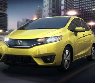 Honda Fit 2016 : petit format, grandes capacités!