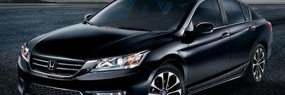 2015 Honda Accord 4-door – An excellent choice for a midsize sedan