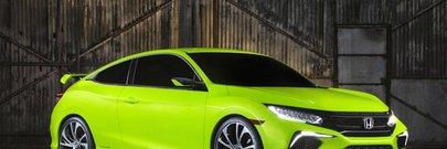 The next Honda Civic bows in New York City.