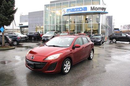 2011 Mazda Mazda3 Sport GX 5sp