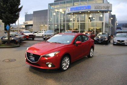 2014 Mazda Mazda3 GT-SKY at