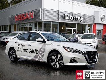 2019 Nissan Altima SV AWD * Huge Demo Savings!