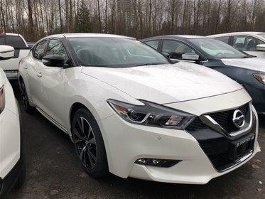 2018 Nissan Maxima SV CVT