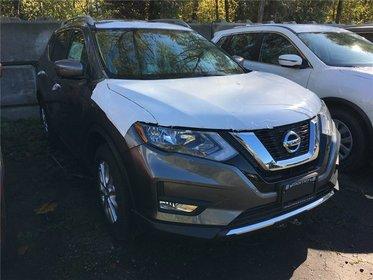 2017 Nissan Rogue SV AWD CVT