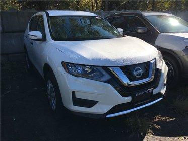 2017 Nissan Rogue S FWD CVT