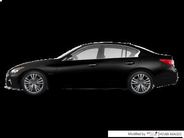2018 Infiniti Q50 3.0T Sport AWD