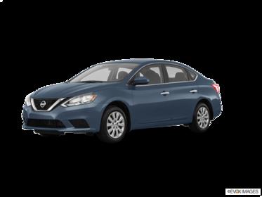 2018 Nissan Sentra 1.8 SV CVT