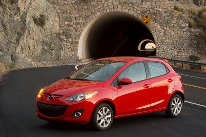 La Mazda2 2014 – à ne pas oublier