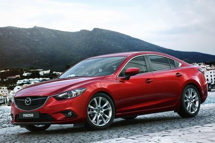 Mazda6 2015 – Le plaisir à l'état pur