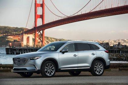 Quatre modèles Mazda 2019 très spacieux