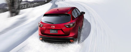 Mazda CX-3 and CX-5 iActiv AWD