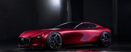 The Mazda RX-9, whose RX-Vision prototype has created so much buzz on the Web for two years, is not too far down the road!