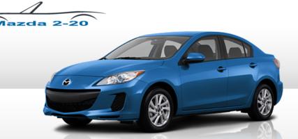 Mazda 3 family