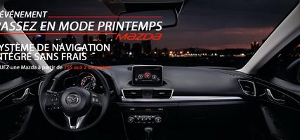 Louez une Mazda à partir de 75$ aux 2 semaines et obtenez un système de navigation intégré sans frais!