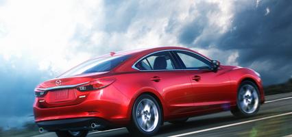 2014 Mazda 6 - New Personality