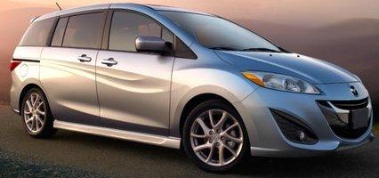 La Mazda 5 - Selon le Guide de l'Auto