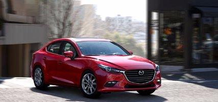 La Mazda 3 2017 enfin dévoilée!