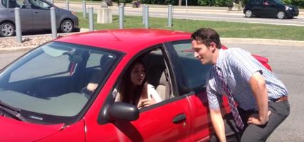 Retour à l'école, magasinez votre véhicule d'occasion et optez pour la sécurité!